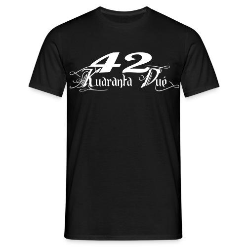 T Classic noir/blanc - T-shirt Homme