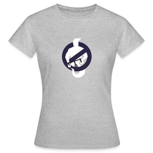 Ghost Buster T-shirt - Women's T-Shirt