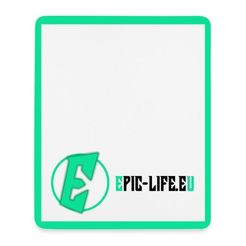 EpicLife (Green) Mouspad (Hochformat) - Mousepad (Hochformat)