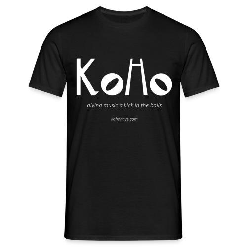 KoHonays 'Kick' Men's T-Shirt - Men's T-Shirt