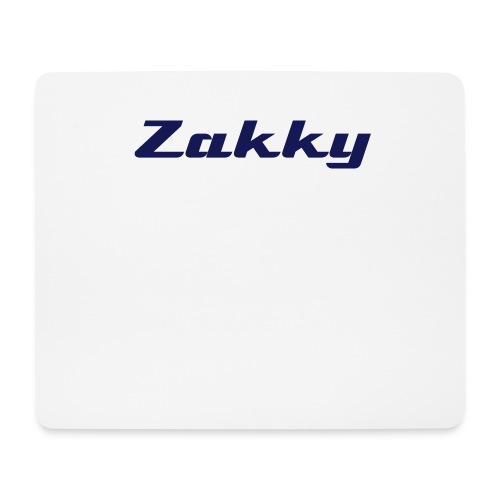 The Zakky Mouse Mat - Mouse Pad (horizontal)