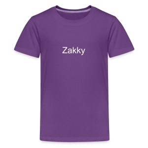 Zakky TEENS - Teenage Premium T-Shirt