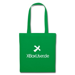 XBoxUser Shopper Greeny - Stoffbeutel