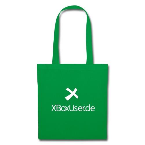 XBoxUser Shopper Greeny - Stoffbeutel