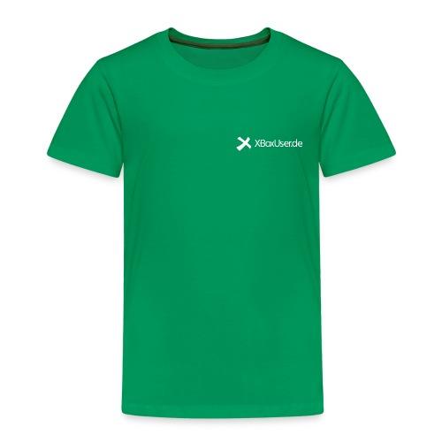 XBoxUser Shirt Greeny Kids - Kinder Premium T-Shirt