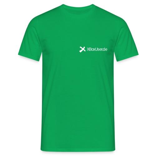 XBoxUser Shirt Greeny - Männer T-Shirt