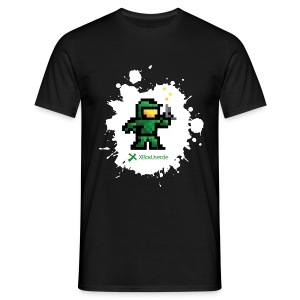 Multiplatform Guy - Männer T-Shirt