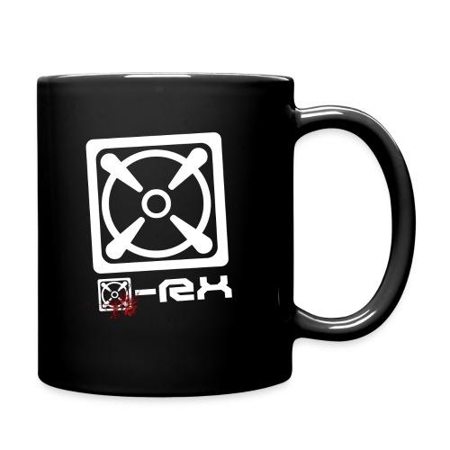 [x]-Rx Tasse - Tasse einfarbig