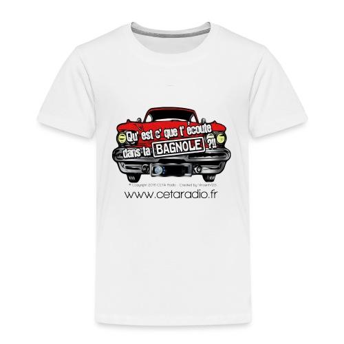 T-Shirt Enfant de QEDB - T-shirt Premium Enfant