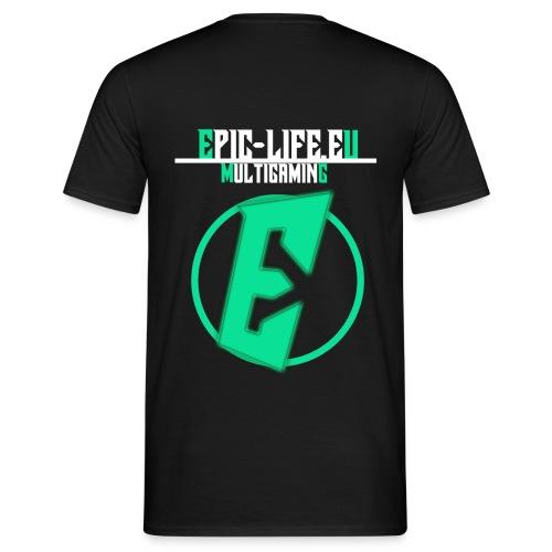 EpicLife (Green) T-Shirt - Männer T-Shirt