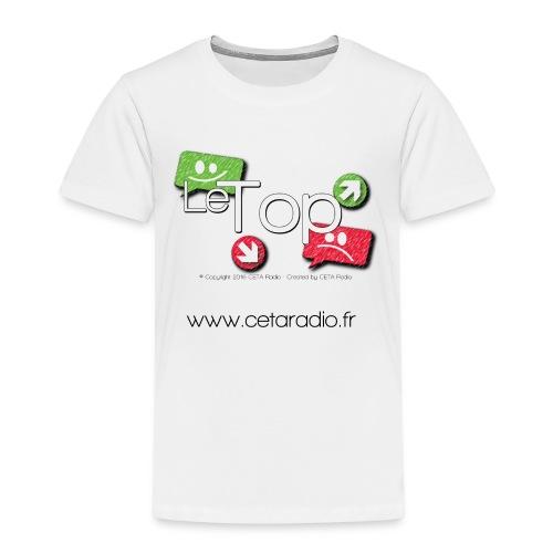 T-Shirt Enfant le TOP - T-shirt Premium Enfant