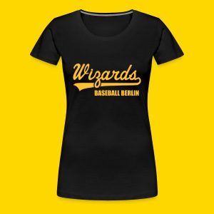 Wizards T-Shirt Frauen - Frauen Premium T-Shirt