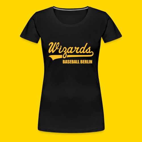 Wizards T-Shirt Frauen - Frauen Premium T-Shirt