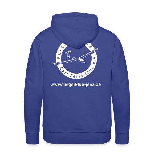 Fliegerklub Classic - Pullover - Männer Premium Hoodie