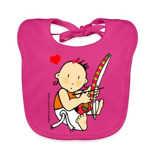 Capoeira for boys - Baby Organic Bib