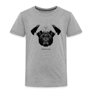 Mops Puppy - Kids - Kinder Premium T-Shirt