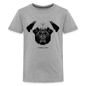 Mops Puppy - Teen - Teenager Premium T-Shirt