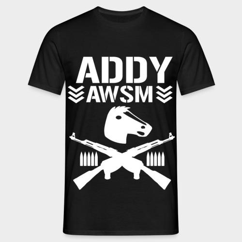 Addy Awsm Shirt - Männer T-Shirt