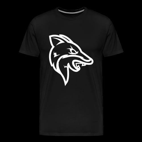 GamerStation vos outline - Mannen Premium T-shirt