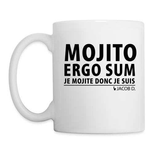 Mug Blanc - Mojito ergo sum - Mug blanc