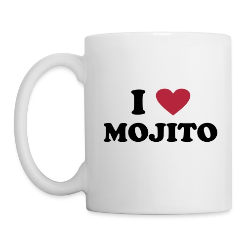 Mug Blanc - I Love Mojito - Mug blanc