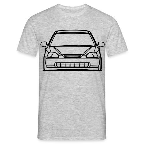 Civi* E* Front - Männer T-Shirt
