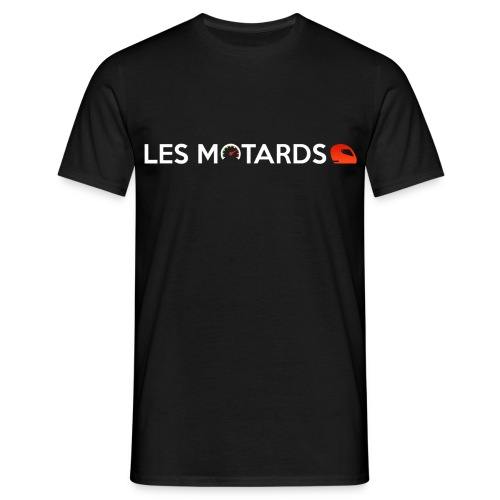 LES MOTARDS - Tee shirt Homme - T-shirt Homme