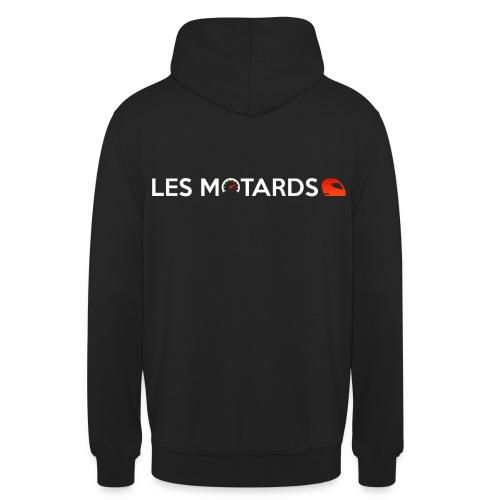 LES MOTARDS - Sweat-shirt à capuche unisexe - Sweat-shirt à capuche unisexe