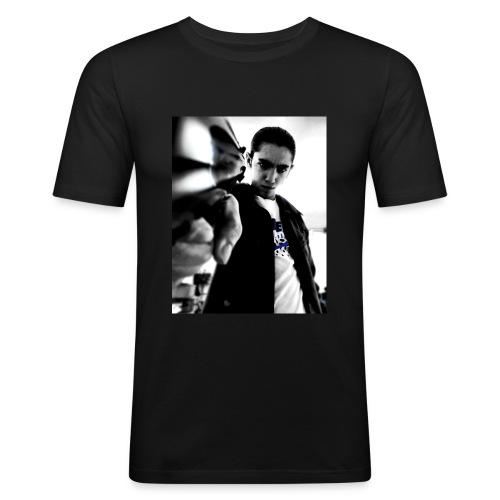 Tolgy ntana - Männer Slim Fit T-Shirt