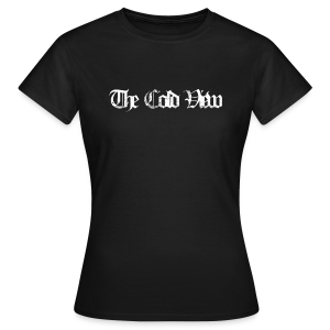 The Cold View - Logo Girlie - Women's T-Shirt