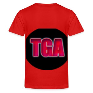TheGamingAnvil T-shirt for teenagers - Teenage Premium T-Shirt