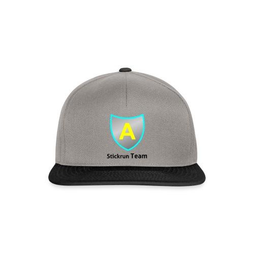 Stickrun Team Cap - Snapback Cap