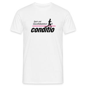 conditio Herren-Shirt - Männer T-Shirt
