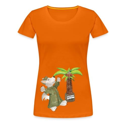 Operation Palme für Frauen - Frauen Premium T-Shirt