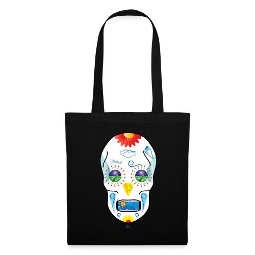 Dutch Skull - Tas van stof