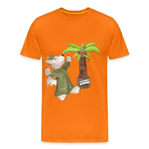 Operation Palme für Männer - Männer Premium T-Shirt