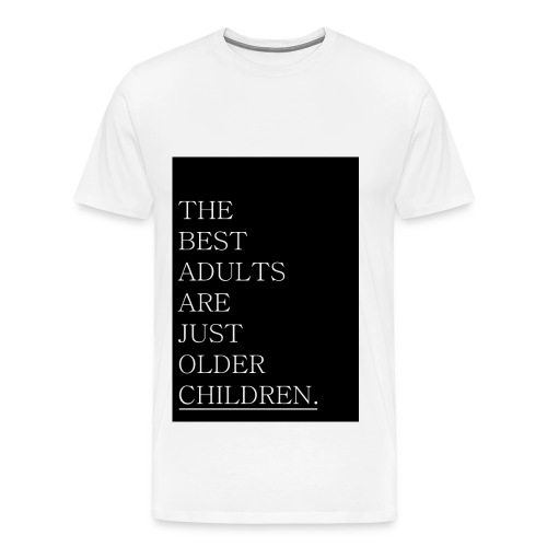 the best adults - Männer Premium T-Shirt