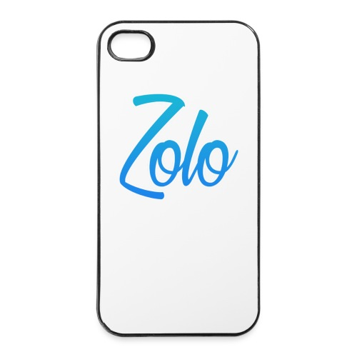 Clan Zolo case - iPhone 4/4s Hard Case