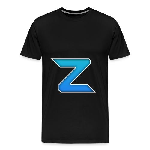 Zolo gaming logo T-shirt - Men's Premium T-Shirt