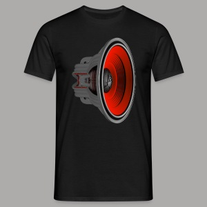 EarthQuake - Mannen T-shirt