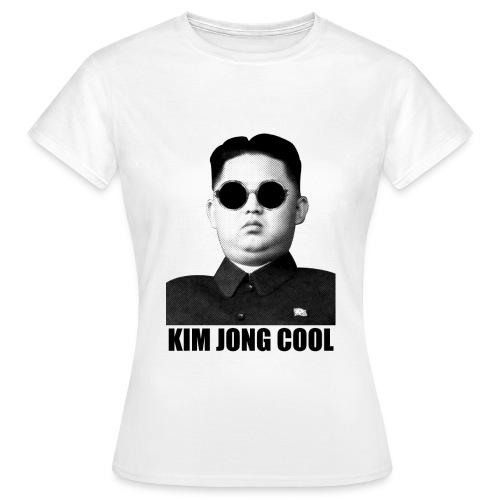 Kim Jong Cool (Femme) - T-shirt Femme