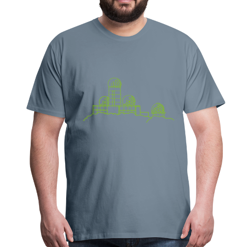 Teufelsberg (Abhörstation) - Männer Premium T-Shirt