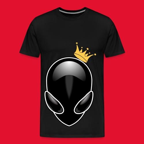 Alien King - Men's Premium T-Shirt