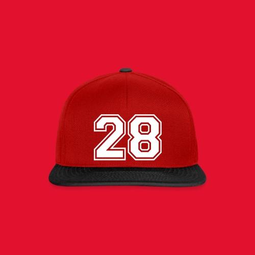 28 Cap - Snapback Cap
