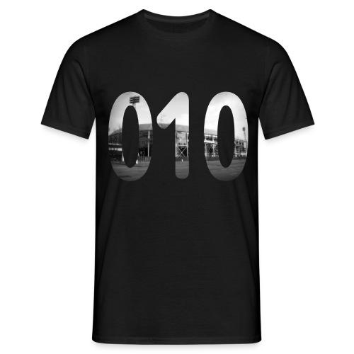 Mannen T-shirt - rotterdam,heren,T-shirt,Nultien,010