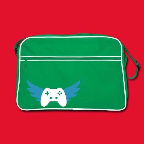 Gamer Geek Bag - Retro Bag