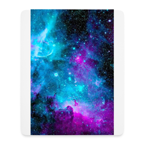 Galaxy Mouse Pad (Vertical) - Mouse Pad (vertical)