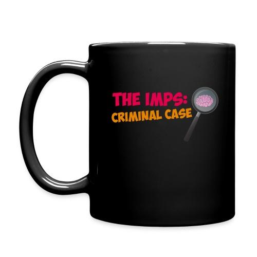 Crappy Werewolf Jokes The Imps Criminal Case Mug - Full Colour Mug
