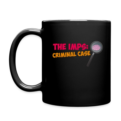 Crappy Werewolf Jokes The Imps Criminal Case Mug - Full Colour Mug