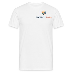 T00THLESS Studios T-Shirt (Man)  - Men's T-Shirt